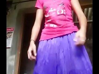 Desi girl showing all 69