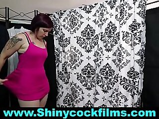 Mom & stepSon Share a Changing Square footage - #Four - Shiny Cock Films